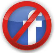 No FaceBook here!